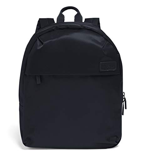 Lipault - City Plume Backpack - Medium Over Shoulder Rucksack- Navy