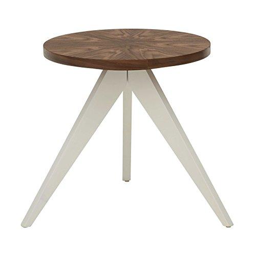 Living Moments Tisch, Weiß