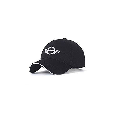 Wall Stickz Logo Embroidered Adjustable Baseball Caps for Men and Women Hat Travel Cap Racing Motor Hat fit Mini Accessory
