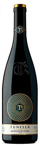 LA TUNELLA SCHIOPPETTINO Vino rosso dop Bott. 75 cl - Imballo da 6 Bottiglie da 75 cl