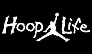 basketball window decals
