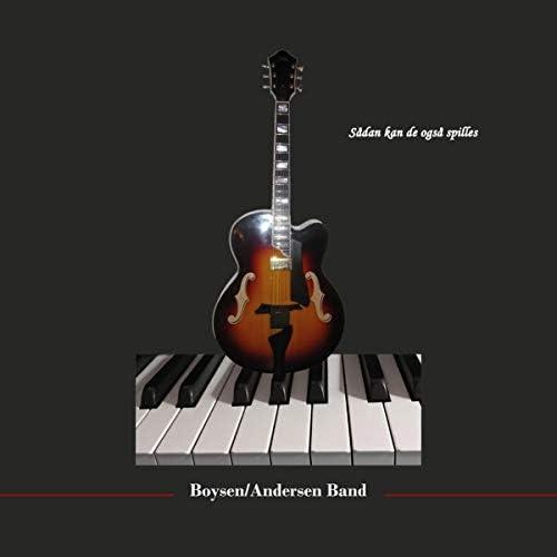 Boysen / Andersen Band, Inge Andersen & Claus Boysen