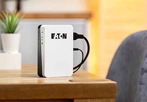 Eaton 3S Mini UPS 36W 9 12 15 19 DC per proteggere router Internet, telecamere IP, assistenti domestici e controller intelligenti