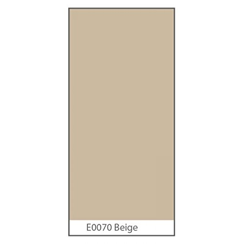 Duschrückwand ALU-Verbundplatte Dekor: E0070 Beige Größe 100 cm (B)/210 cm (H)