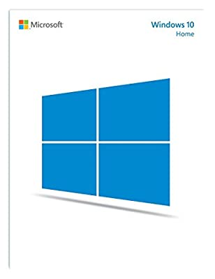 Windows 10 Home 32 bit/64 bit English International | PC | Download