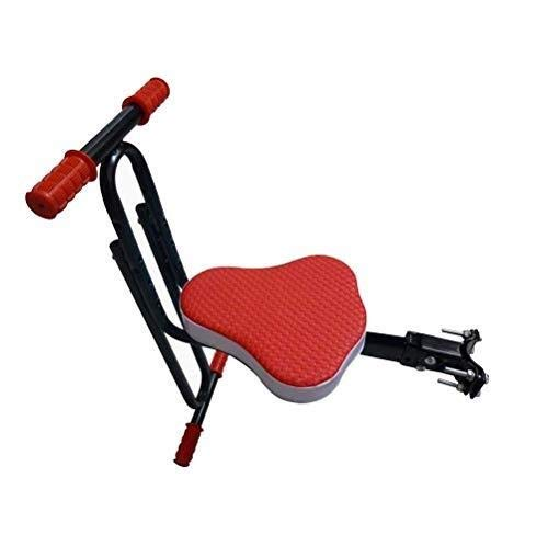 Great Features Of Safe Front Mounted Children's Bike Seat, Kids Saddle Electric Bicycle Bike Childre...