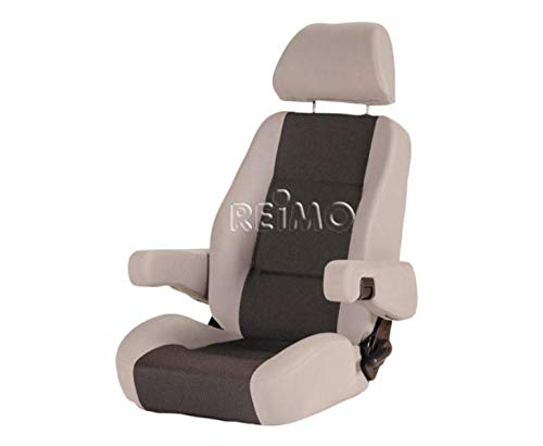Unbekannt Sportscraft Fahrzeugsitz, Pilotensitz S 8.1 Tavoc 2 schwarz/grau (9329592131)