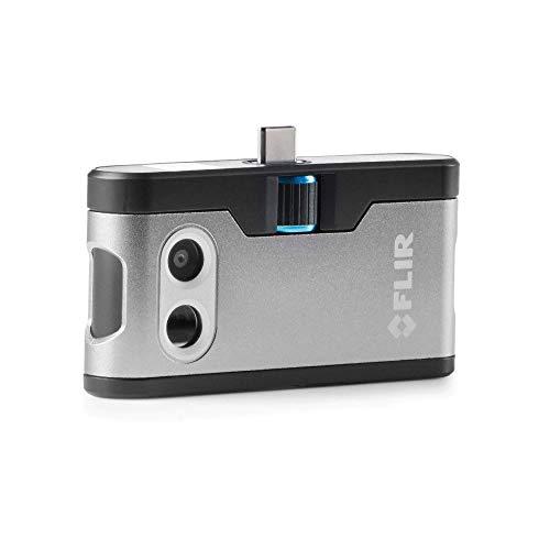 FLIR ONE Wärmebildkamera für Android-Geräte, USB-C (Version 3), Silver, Home User