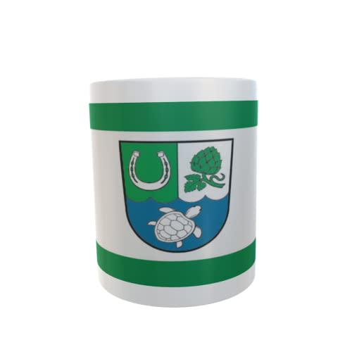 U24 Tasse Kaffeebecher Mug Cup Flagge Hoppegarten