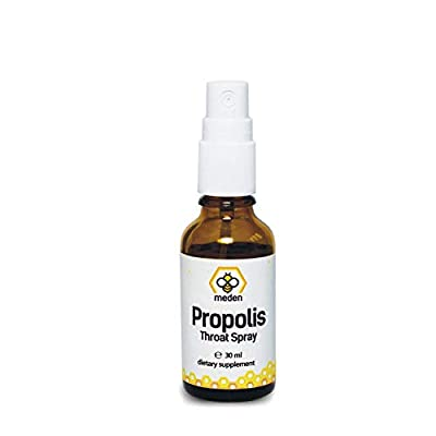 Propolis Thorat Spray 30ml. Reduces Pain and Inflammation of Throat