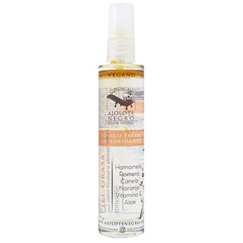 Tónico Facial Antioxidante para piel Grasa que nivela el pH del Rostro| Astringente que Cierra los Poros…
