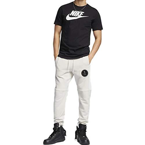 Nike Sportswear Icon Futura, T-Shirt Uomo, Nero (Black/White 010), Medium