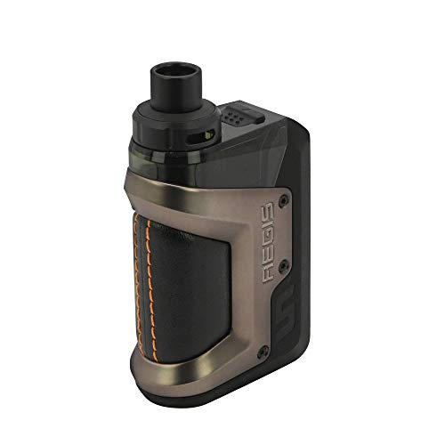 GeekVape Aegis Hero Pod Kit 1200 mAh, Pod-System 4 ml, E-Zigarette, gunmetal