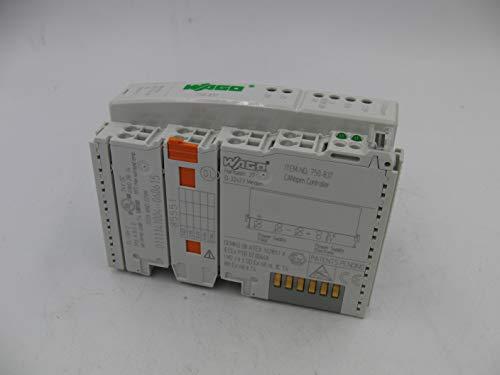 WAGO Kontakttechnik Feldbuscontroller 750-837 CANopen programm.bar I/O-System 750;Serie 750;WAGO - I/O - Systeme Feldbus, Dez. Peripherie - Grundgerät 4045454527105