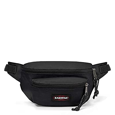 Eastpak Doggy Bag Sac Banane, 27 cm, 3 L, Noir (Black)