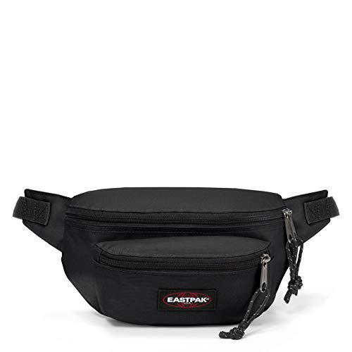 Eastpak Doggy Bag Gürteltasche, 27 cm, 3 L, Schwarz (Black)