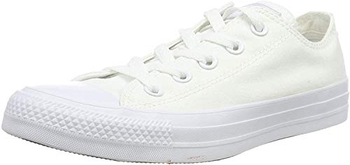 Converse Chuck Taylor All Star Leder Low Top Herren Sneaker White Gr.44