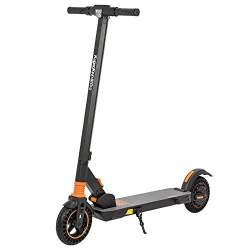 EU Warehouse DANTENAI Monopattino elettrico Kugoo Kirin S1 Pro pieghevole scooter elettrico 350 W motore velocità massima 30 km/h fino a 30 km carico massimo 120 kg