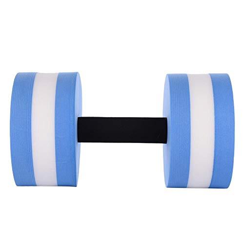 luning 1 Stück Wasser Aerobic Wasser Hantel Eva Yoga Barbell Übung Fitnessgeräte