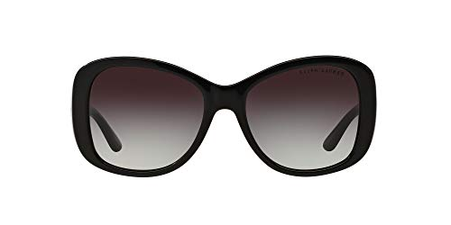 Ralph Lauren 0Rl8144, Gafas de Sol para Mujer, Negro (Black), 56