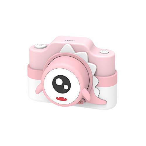 XArtfacnt Mini Children's Camera with 2400W Pixel Multifunctional Digital SLR Front and Rear Dual Cameras Auto Focus 2.0 Inch HD Screen 1080PWIFI Transfer Photos USB Charging Best Gift for Children,A
