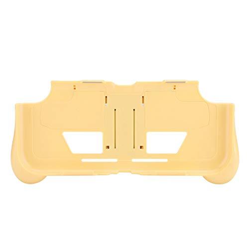 Emoshayoga Caja Protectora de la manija de la máquina de Juego Carcasa para el Interruptor(Yellow)