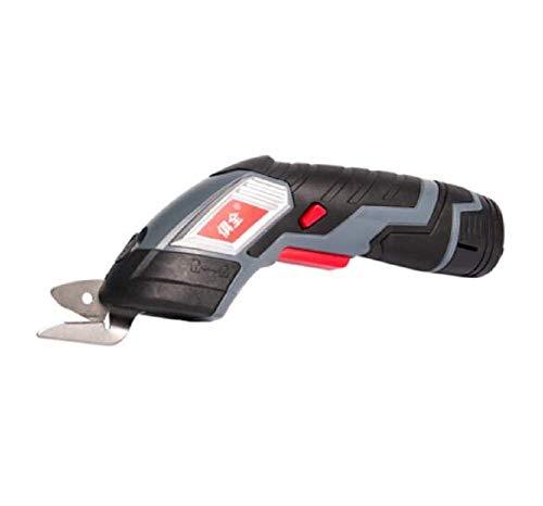 WYJW Elektrische schaar, draadloos, voor stofsnijder, elektrische schaar, snijmes van papier van leer voor kleding, snijmachine, stof