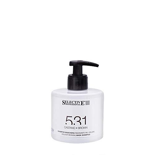 Selective Professional 531 Mascarilla Color Marrón 275ml