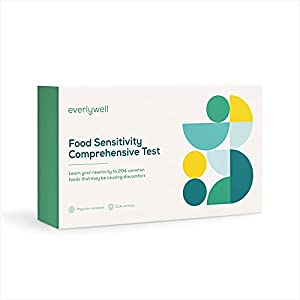 Everlywell Food Sensitivity - 204 Foods