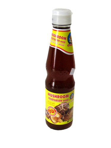 Healthy Boy - Vegetarische Pilzsauce - 300ml