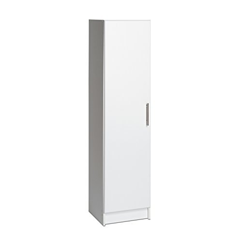 Prepac Elite 16' Narrow Cabinet in White