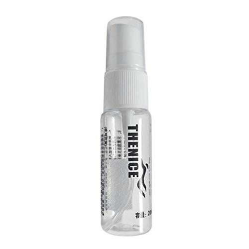 Heaviesk Espray antivaho líquido Recargable Transparente