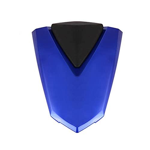 Mundodo Compatibile con Ya&ma-ha YZF R3 R25 2013-2018 MT-03 2014 Moto Posteriore Coprisella Passeggero Sedile Coprivaso Copertura Cowl ABS Accessori Sellino Carenatura Tail Plastica,Blu