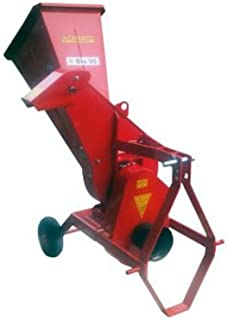 Caravaggi Bio 90 T - Triturador sobre toma de fuerza (diámetro: 7 cm)