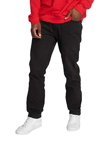 Dickies Louisiana Jeans, Noir (Black), (Taille Fabricant: 30/32) Homme