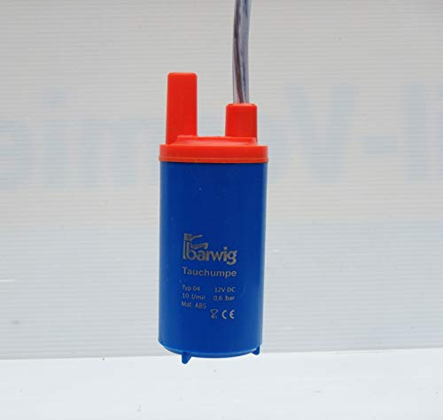 barwig Tauchpumpe Typ 04 12V 10 l/min lose
