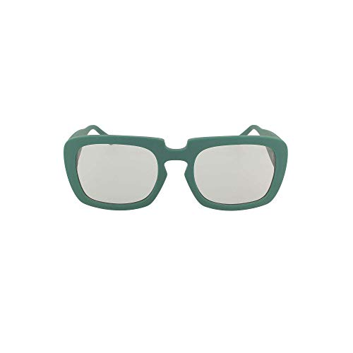 Calvin Klein CKJ19501S 39102 Gafas de sol Unisex Verde