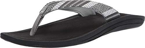 OluKai Kulapa Kai Women's Beach Sandals, Quick-Dry Flip-Flop Slides, Water Resistant & Soft Comfort Fit, Compression Molded Footbed & Wet Grip Soles