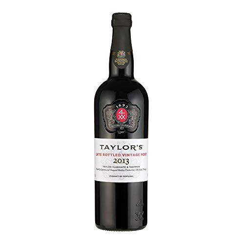 Taylor's Port Late Bottled Vintage 2014/2015, 1er Pack (1 x 750 ml)