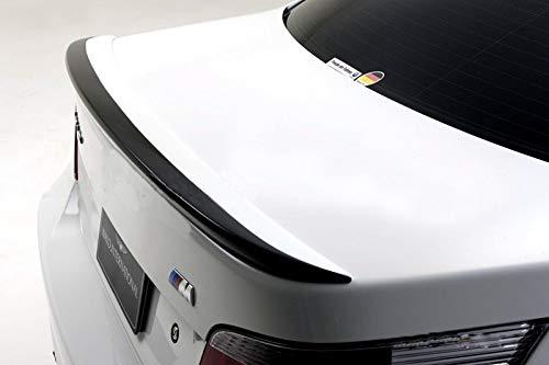 POUR BMW 3 e92 aérodynamique tuning auto voiture partie Hayon Spoiler Heckspoiler a