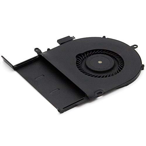 MMOBIEL Laptop CPU Lüfter zur Kühlung kompatibel mit MacBook Pro A1502 Late 2013-2015 Teilenummer:076-1450, 076-00071