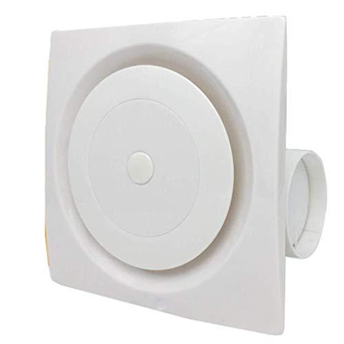 Ventilador de ventilación doméstico 10 Pulgadas Ventilador De Ventilación De La Cocina/Baño/Escape De Techo Sala De Estar/Oficina Silenciosa Ventilador De Techo Ventilador LITING