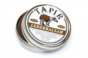 Tapir - Lederbalsam Braun in Dose