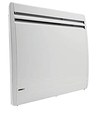 Wall Heater by Convectair- ALLEGRO II 18 Natural Convection (2000W) White …
