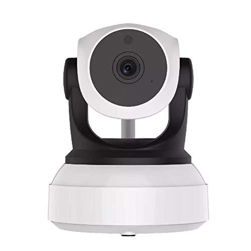 LLKK Cámara IP 1080P C7824WIP WiFi vigilancia CCTV Cámara de seguridad IR visión nocturna cámara móvil (color 128GB)