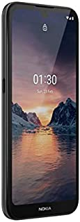 "NOKIA 1.3 Android Smartphone, 1GB RAM, 16 GB Memory, 5.71"" HD+, AI Imaging, 3000 mAh battery - Charcoal"