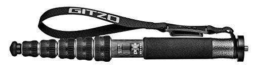 Gitzo GM2562T Traveler Serie 2 Carbon Einbeinstativ, Schwarz