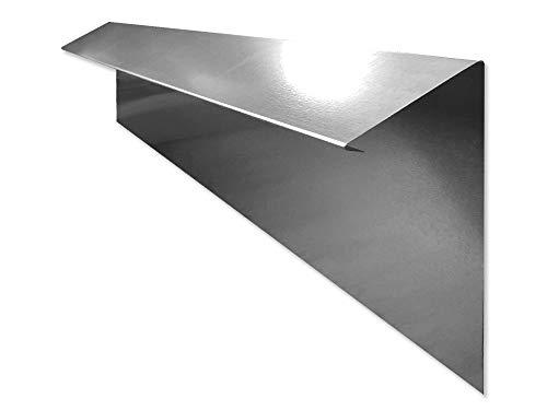 Lust Ideen aus Blech Typ 01 VDH Zink 10er Ergänzungs Set 10 x 1,0 m Schneckenzaun Weitere Auswahlmöglichkeiten