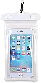 DoubleUSA Universal IPX8 Waterproof Phone Pouch Case Cellphone Dry Bag