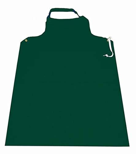120x 75cm lavoro Sirocco grembiule, verde, 10141815